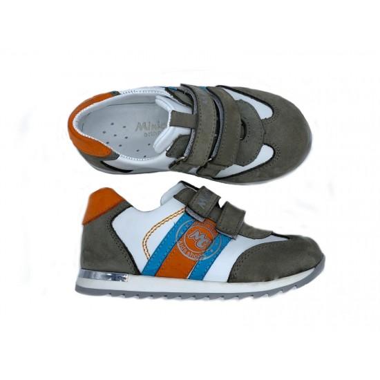 Günlük Çocuk Deri Ayakkabı