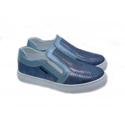 Çocuk Deri Ayakkabı